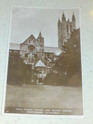Canterbury Cathedral #19 postcard