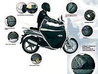 Coprigambe Termoscudo Oj Kymco Movie 125-150 Sniper