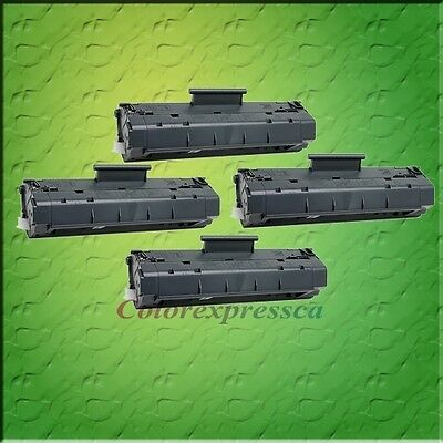 4 TONER CARTRIDGE FOR HP C4092A 92A 1100 1100SE 1100ASE