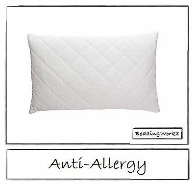 COT BED PILLOW - BABY SAFETY PILLOW  60cm x 40cm