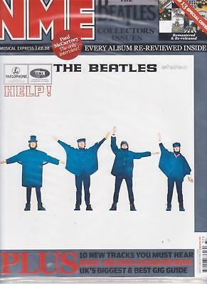 "Beatles ""NME"" Ltd Edition Covers HELP 5 of 13 2009"