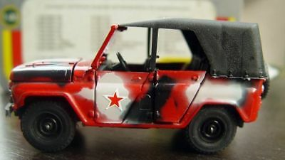 Russian Military Uaz 469 Version For General Officer By Agat Models