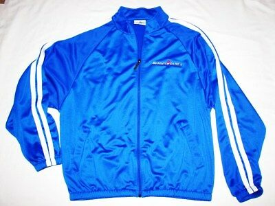 Blades of Glory RARE Movie Promo Track/Sports Jacket Size Large Will Ferrell
