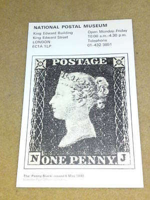 Postcard - Unused - National Postal Museum