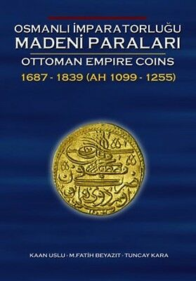 ** NEW ** Ottoman Empire Coins  1689-1839 (Book #2)
