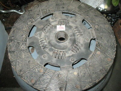 "Ford Thunderbird factory remanufactured 11"" clutch disk"