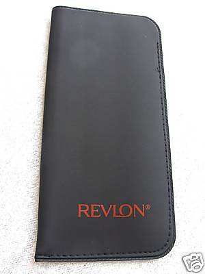 2 x Revlon Black Glasses / Sunglasses Pouch Sleeve Cases Holders