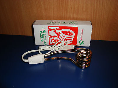 Water Coffee Tea Immersion Liquid Heater Element 500W