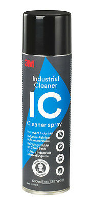 3M Industriereiniger Spray Reiniger Cleaner 500 ml Limonenbasis