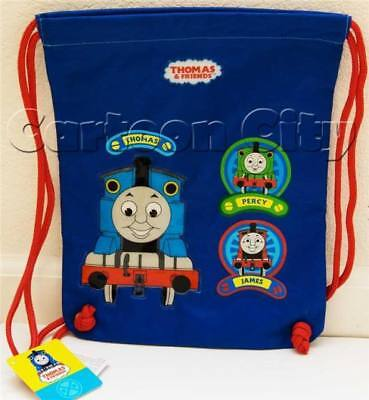 Thomas the Tank Train Cinch String Bag