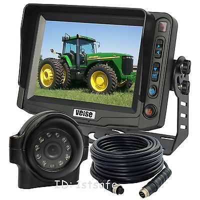 "Forklift Truck 5""monitor Rear View Backup Camera System"