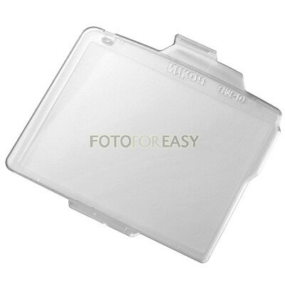LCD Monitor Hood Screen Protector BM-10 for Nikon D90