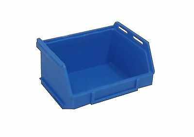 Plastic Parts Storage Box/Bin - Small