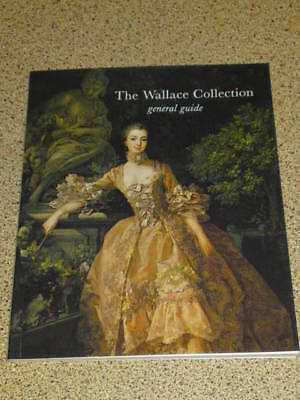 THE WALLACE COLLECTION GUIDE p1984 84pp