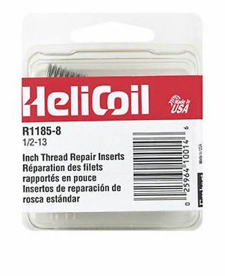 Helicoil Thread Insert 1/2-13 x.750 6 Inserts NEW