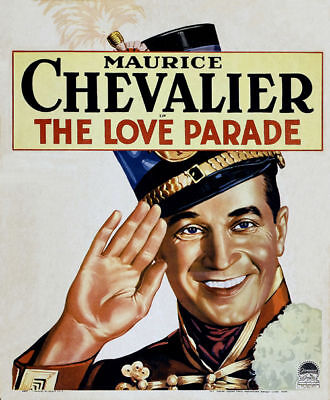 The way to love Maurice Chevalier movie poster #5