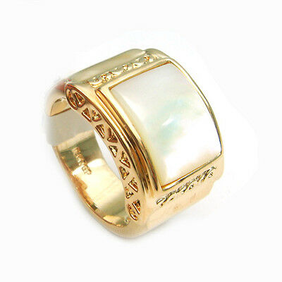 18k GP Simulated Stone Cool Ring Free Shipping 91761