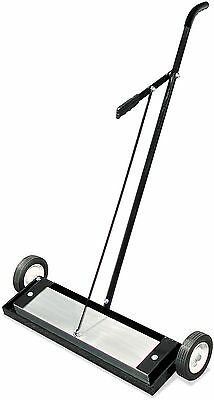 Heavy Duty Magnetic Sweeper Pick-Up Tool- 400lbs pull