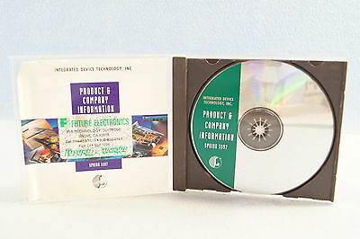 Integrated Device Technology Company Information PC 97-Program-Computer Software
