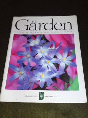 RHS - THE GARDEN - March 2002 Vol 127 # 3