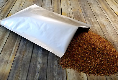(10) 5 gallon Genuine USA Mylar Bags + 2000cc Oxygen Absorbers for Food Storage