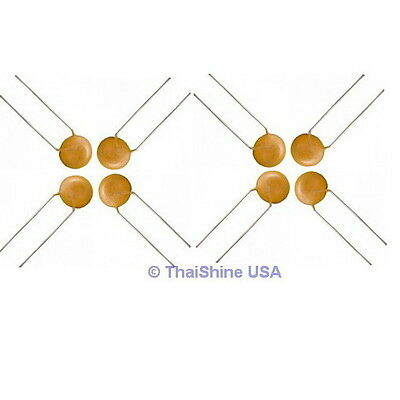100 x 0.01uF 50V Ceramic Disc Capacitors - Get It Fast