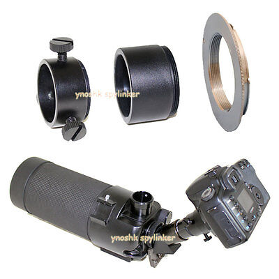Telescope 37mm M42 Adapter for Nikon D50 D70s D2Hs D2x D2H D4s D3300 DF D5300