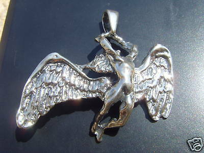 Led Zeppelin / Swan Song ZOSO Pendant JIMMY PAGE PLANT