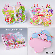 New Trixibelles Fairy Butterfly Stationary Set