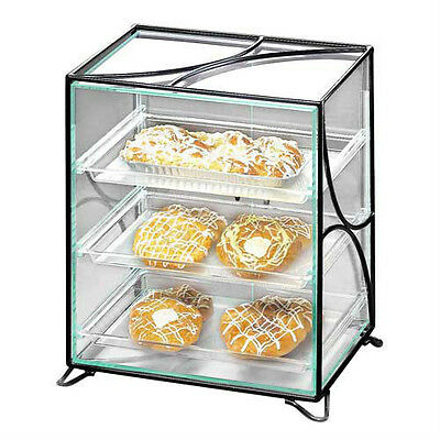 Cal-Mil (1501-13) Dual Service Display Case With Wire Frame