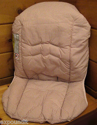 graco swing silhouette seat pad cover cushion lindsey 1c00lrd w. Black Bedroom Furniture Sets. Home Design Ideas