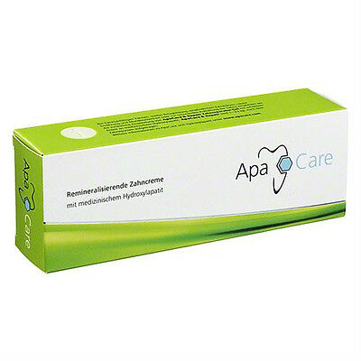 Apa Care Remineralisierende Zahncreme 75ml.