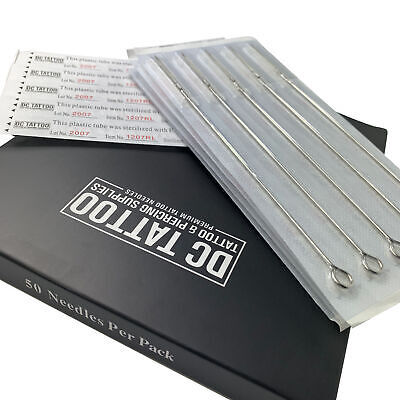 Premium Quality ROUND SHADER Shading Tattoo Needles -UK