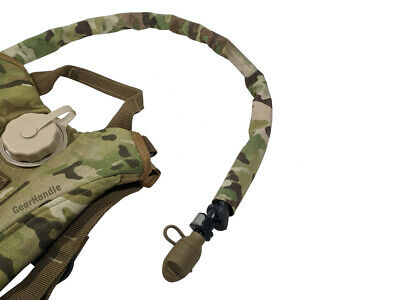 Camelbak Crux Hydration Tube Cover, Water Bladder Delivery tube.... in Multicam
