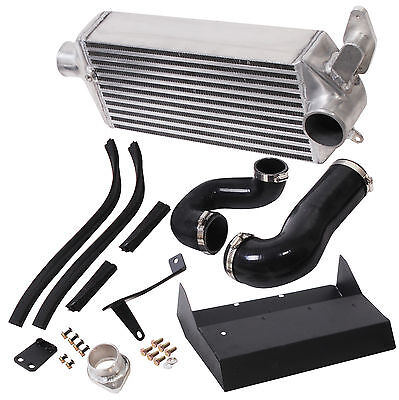 Aluminium Top Mount Intercooler Kit Tmic For Subaru Impreza 2.5 Wrx Ej25 Gh Gr