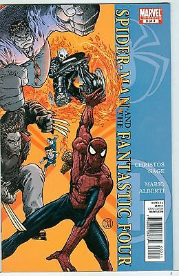 Spider-Man and the Fantastic Four #3 - 2010