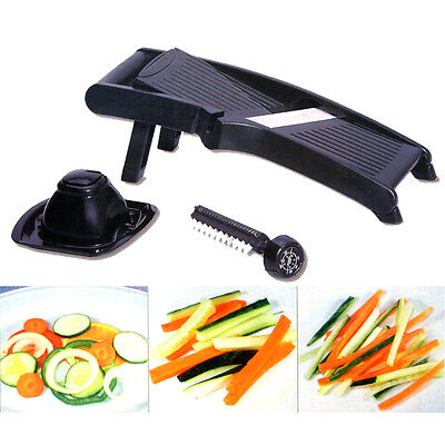 Fackelmann Vegetable Fruit Salad Mandolin Slicer New
