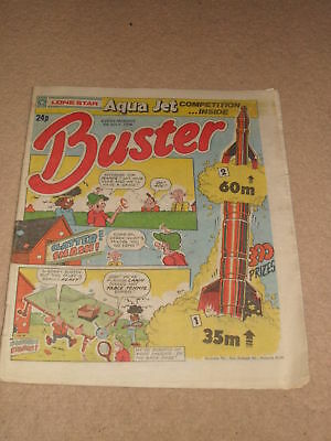 BUSTER COMIC - 5th July 1986