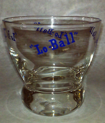 Low Ball Drinking Glass Gorgeous Looking Says Lo Ball