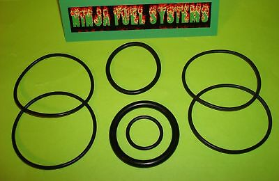 Barry Grant Bg5000 Fuel Filter Oring Kit Fits Old & New