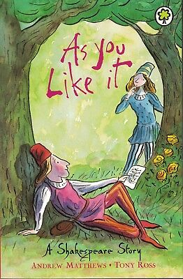 "Childrens 1St Shakespeare Story Book ""as You Like It"""