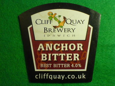 Beer Pump Clip - Anchor Bitter