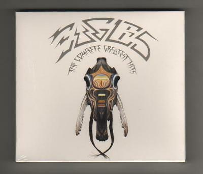 Eagles - The Complete Greatest Hits- 2Cd Usa- Sigillato - Sealed Mint