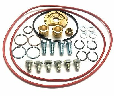 Turbocharger KKK K26 Rebuild Repair Service kit BMW Audi Fiat Turbo