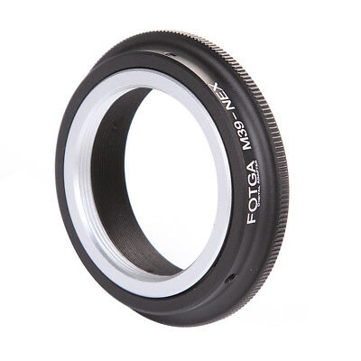 Leica M39 L39 Lens To Sony NEX-7 6 A6300 A6500 A7 A7S A7R II III E Mount Adapter
