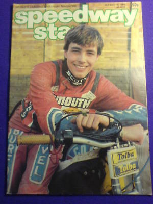 SPEEDWAY STAR - 19 May 1984