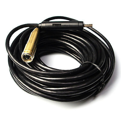 Usb Snake Sewer Drain Pipe Video Inspection Endoscope