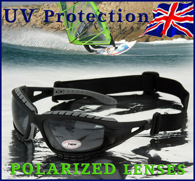 Xtreme 2in1 POLARIZED Goggles Sunglasses for Kayaking..