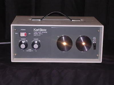 Karl Storz 483C Twin Beam Endoscopic Light Source