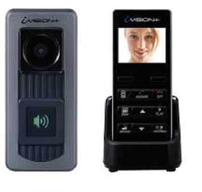 Optex iVision+ IVPDH WIRELESS COLOR VIDEO INTERCOM SYSTEM